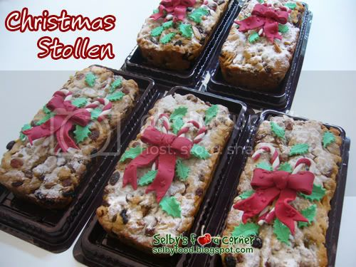 cake,stollen