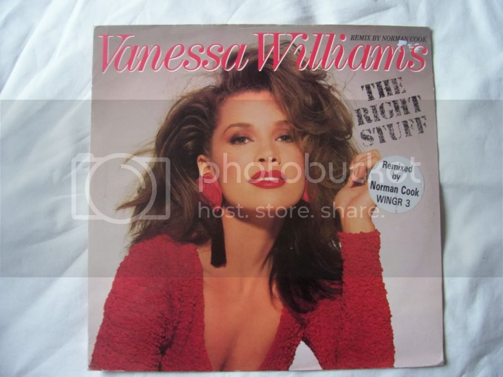 Vanessa Williams - The Right Stuff - Norman Cook Remix
