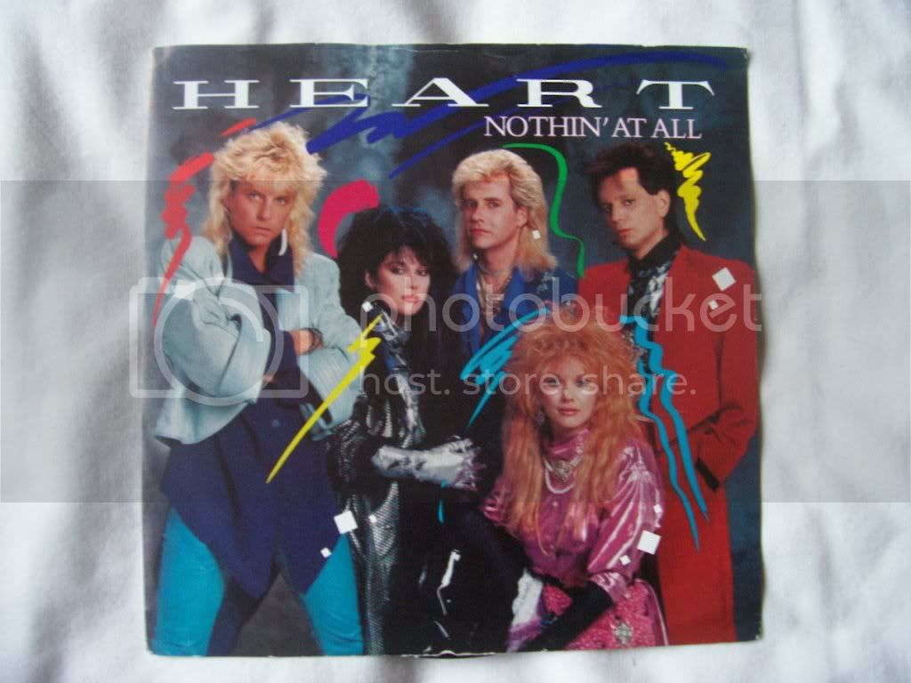 Heart - Nothin At All